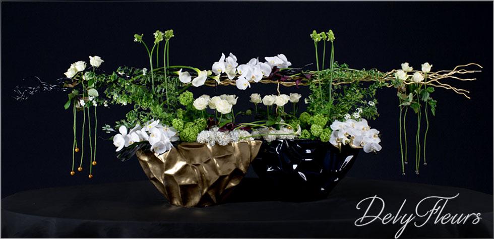 Fleuriste événements, mariage, décoration florale – Dely Fleurs