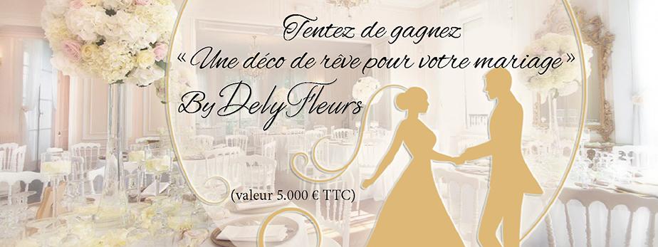 Jeux-concours Dely Fleurs